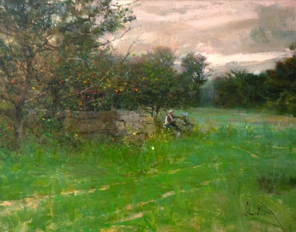 Richard Schmid Clayton Beck