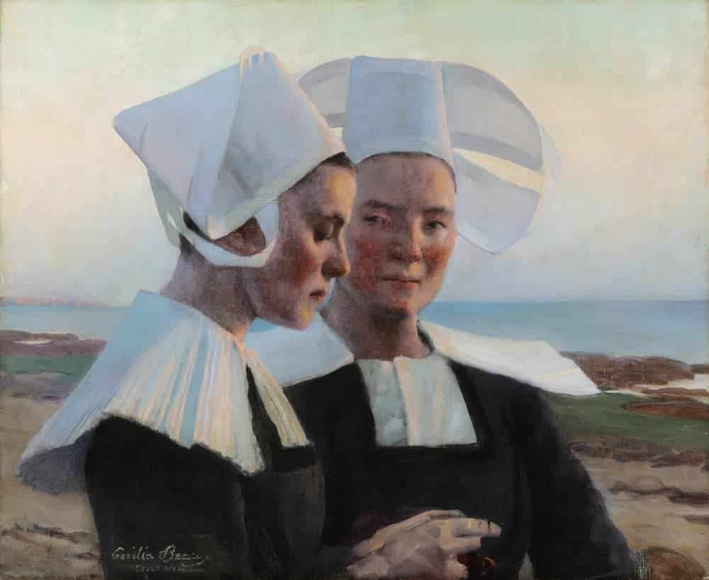 Twilight Confidences Por Cecilia Beaux