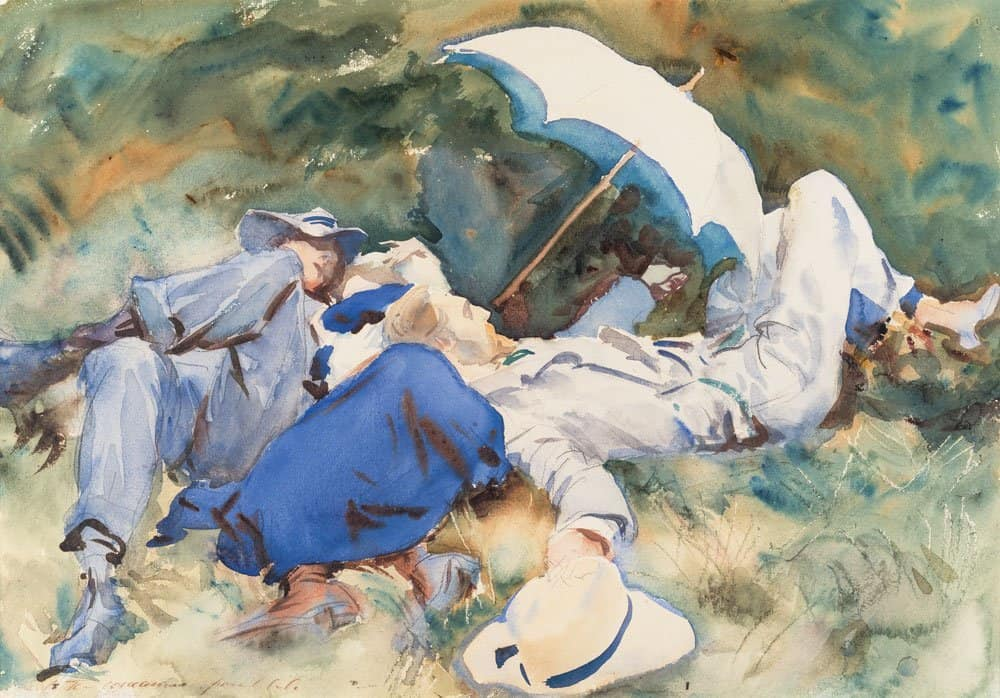 Sargent Siesta In A Swiss Wood