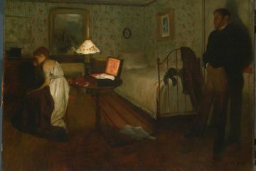 Edgar Degas Interior 1868 1869