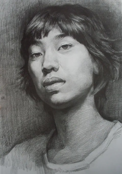 Chinese Portrait 18